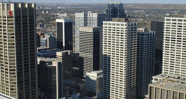 Downtown Calgary office market draws new tenants