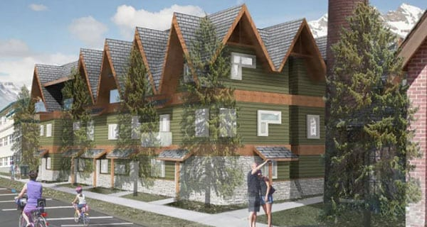 Shipping container project aims to ease housing affordability in Alberta