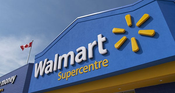 Walmart Canada spending $175 million to renovate 23 stores