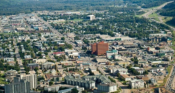 Where are Alberta's top five most affordable housing markets?