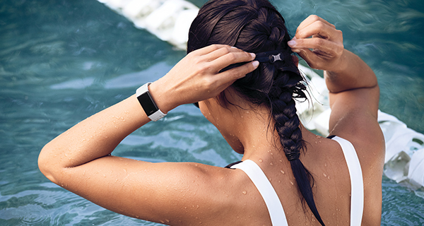 Waterproof Charge 3 takes Fitbit – and its users – to a new level