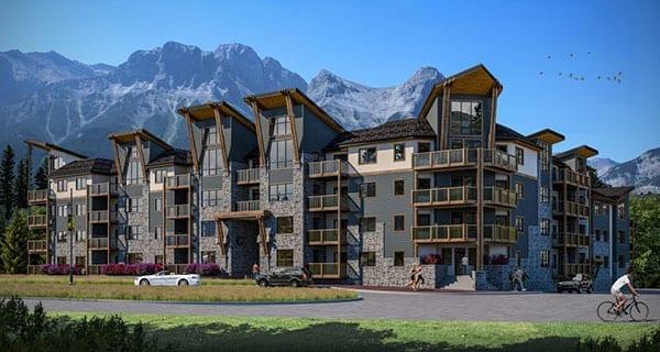 $33-million condo development launched in Canmore