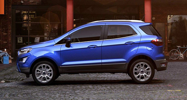 Ford EcoSport gets the most out of a modest engine