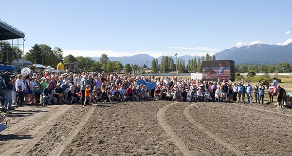 Remembering the legacy of B.C. horse racing icon Richard Yates