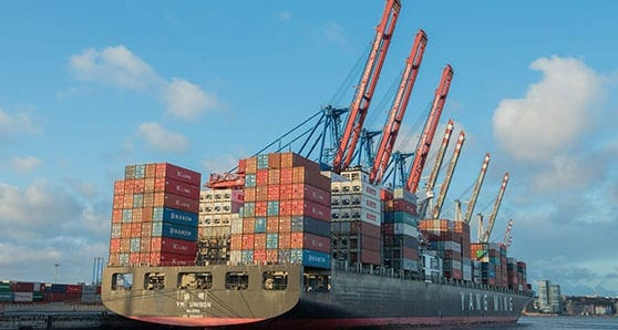 Canadian merchandise trade deficit narrows in May