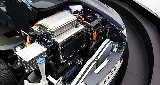 Fuel-cell vehicles poised to take drivers beyond batteries