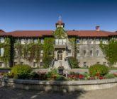 St. Eugene Resort in Cranbrook once a residential school