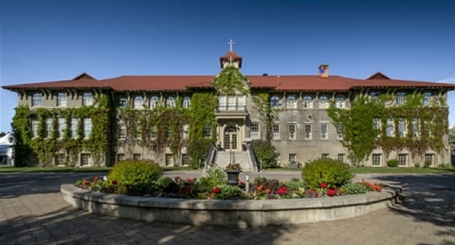 St. Eugene Resort in Cranbrook once a residential school