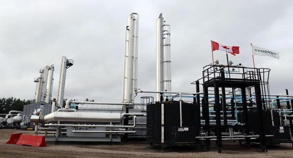 Cenovus vows to cut emissions intensity, restore habitat