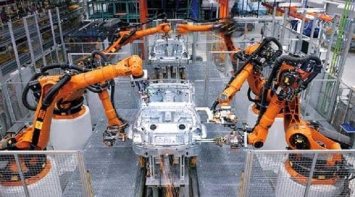 Looking Back at Robotics in the Automotive Industry