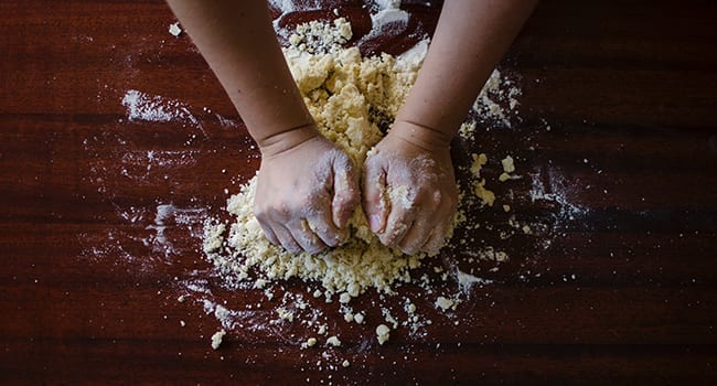 Why baking is therapeutic in times of crisis