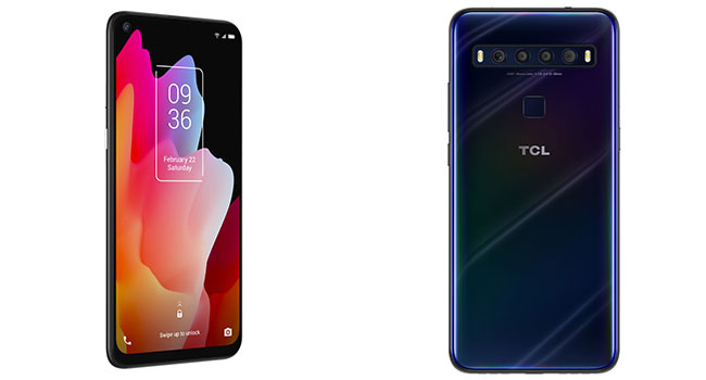TV maker TCL introduces sub-$350 phone to Canada