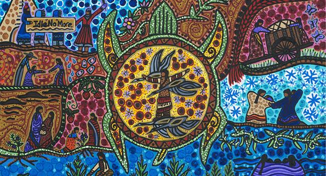 Schitt's Creek star spikes enrolment in U of A online Indigenous course