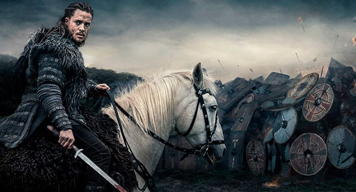 If you like medieval drama, The Last Kingdom fits the bill