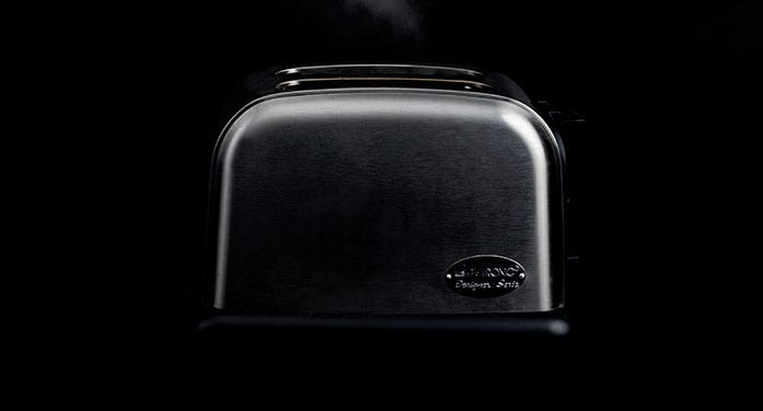 Treat your toaster as part of the family; it's good for the environment