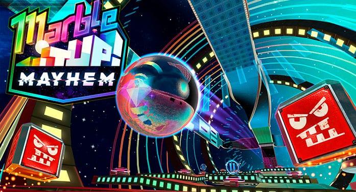 Video games: Marble mayhem and a Star Trek mashup