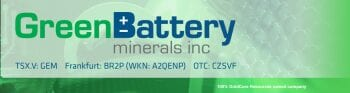 Green Battery Recieves Berkwood Graphite Drill Permits