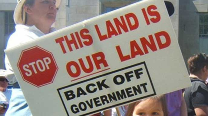Inherent Indigenous rights are not a gift from government